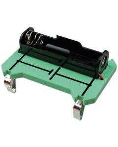 Locktronics AA Battery Holder Carrier [2792]