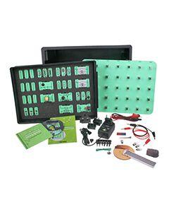 Electricity Magnetism & Materials Kit V2 - Locktronics [2184]