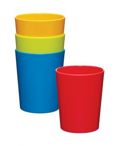 Melamine Tumblers (Set of 4) [7889]
