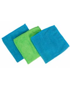 Microfibre Cloths 3 Pack [ 1892]