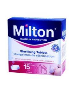 Milton Sterilising Tablets Box of 28 [80120]