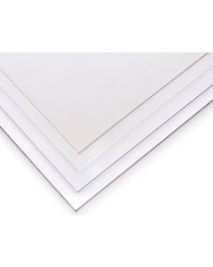 Clear Extruded Acrylic Sheet 3mm x 1000mm x 500mm [44453]