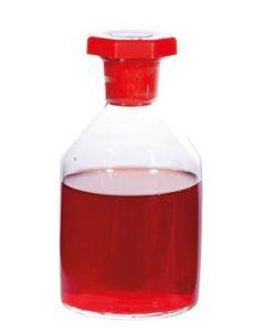 Academy Reagent Bottle 250ml Plastic Stopper [8153]