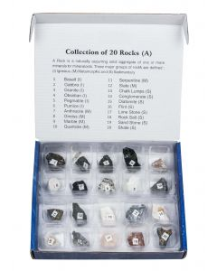 Collection of Rocks Set of 20 [80108]
