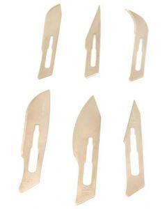 Scalpel Blades Box of 100 Blade No. 10 [0050]