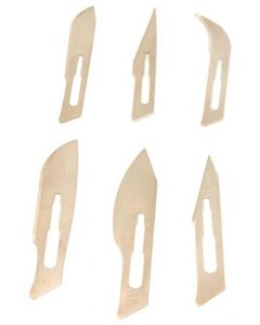 Scalpel Blades Box of 100 Blade No. 22 [0052]
