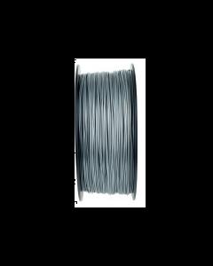 PLA 3D Printer Filament 1kg 1.75mm Silver [45022]