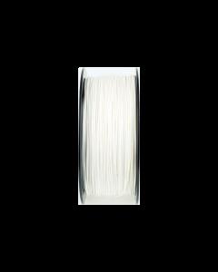 PLA 3D Printer Filament 1kg 1.75mm White [45020]
