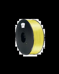 PLA 3D Printer Filament 1kg 1.75mm Yellow [45029]
