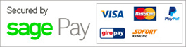 Payment Secured by Sage Pay