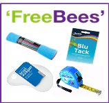 NEW 'FreeBees' With Each & Every On-Line Order